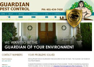 Guardian Pest Control, Inc.